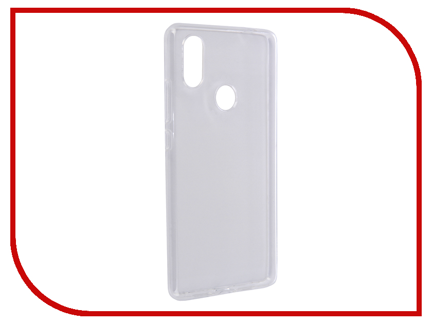Аксессуар Чехол для Xiaomi Mi8 SE Svekla Silicone Transparent SV-XIMI8SE-WH цена