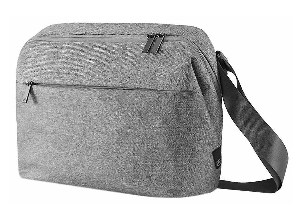 Сумка Xiaomi Mi 90 Points Basic Urban Messenger Bag Light Grey
