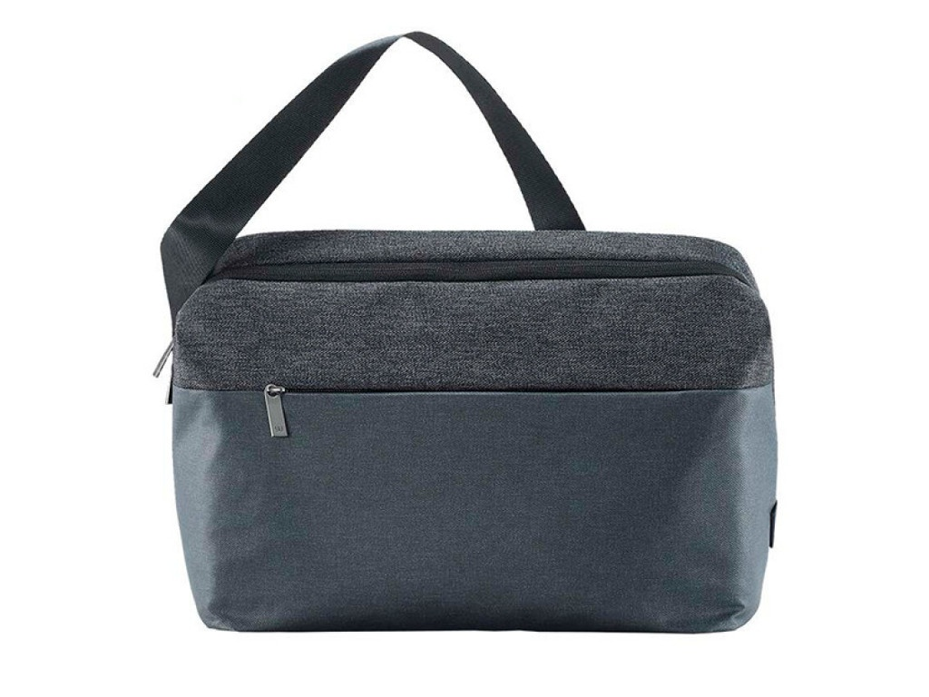 Сумка Xiaomi Mi 90 Points Basic Urban Messenger Bag Dark Grey