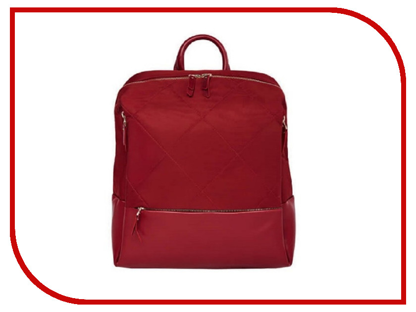 Рюкзак Xiaomi Mi 90 Points Simple Urban Backpack Fashion City Women Red