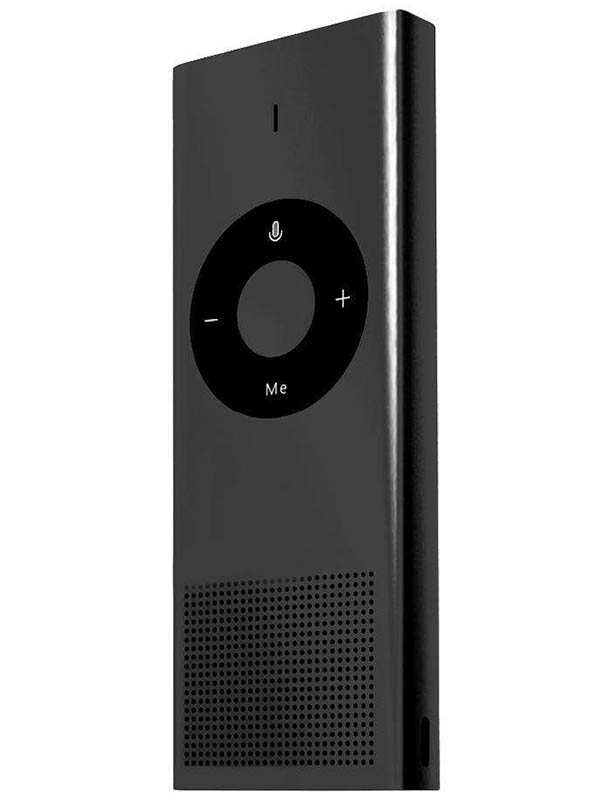 Электронный переводчик Xiaomi AI Portable Translator Black