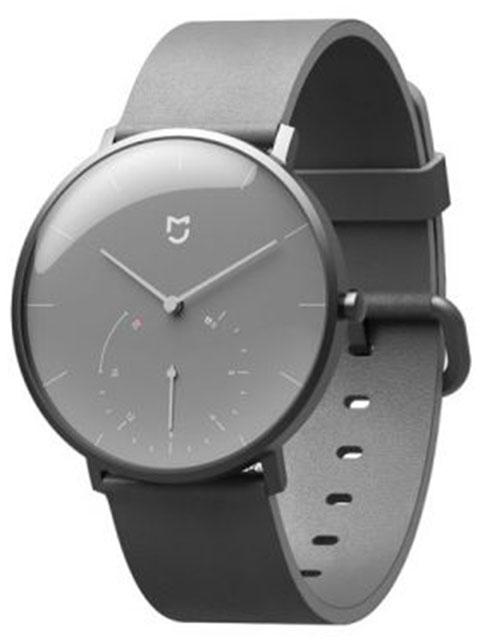 Умные часы Mijia Quartz Watch Grey