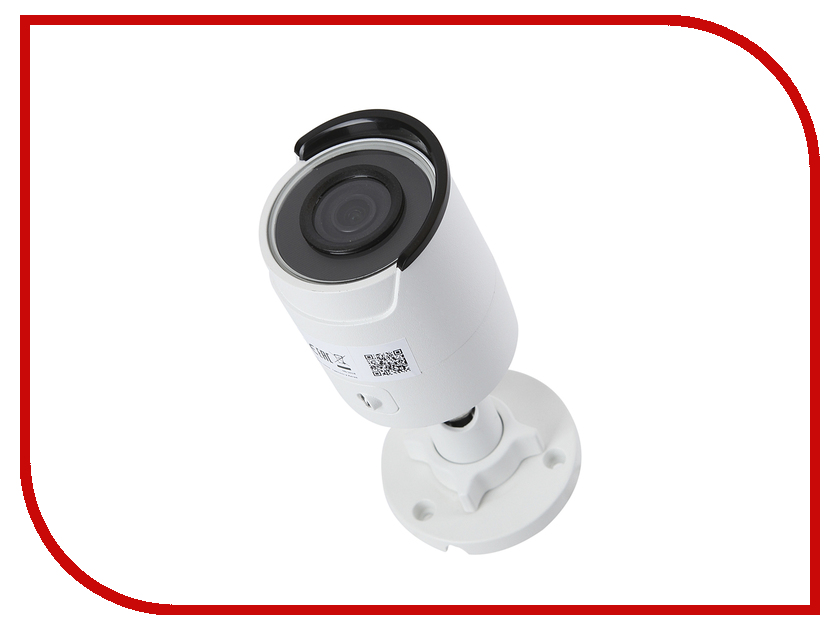 IP камера HikVision DS-2CD2023G0-I 4mm hikvision international version ds 2cd1031 i replace ds 2cd2032 i 3mp ip mini bullet camera support ezviz poe ir 30m outdoor
