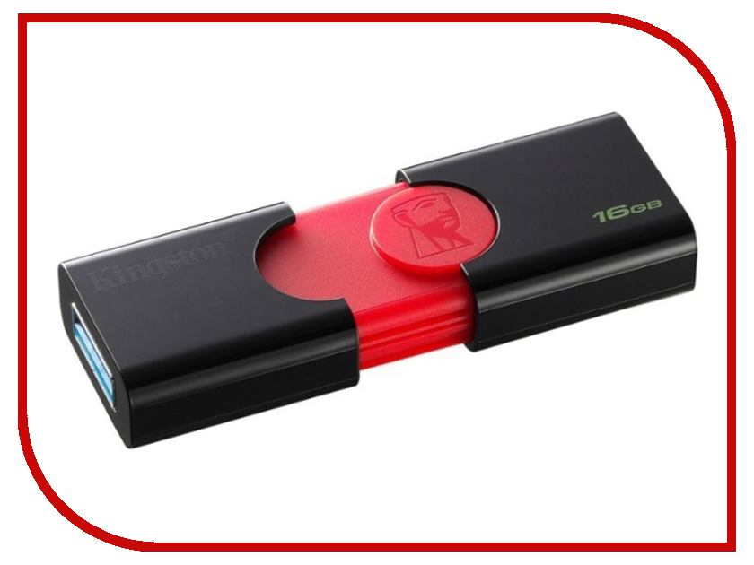 USB Flash Drive Kingston DataTraveler 106 16GB