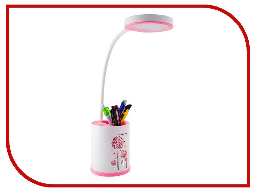 Настольная лампа Lucia L529 Pink настольная лампа lucia galant l520 silver