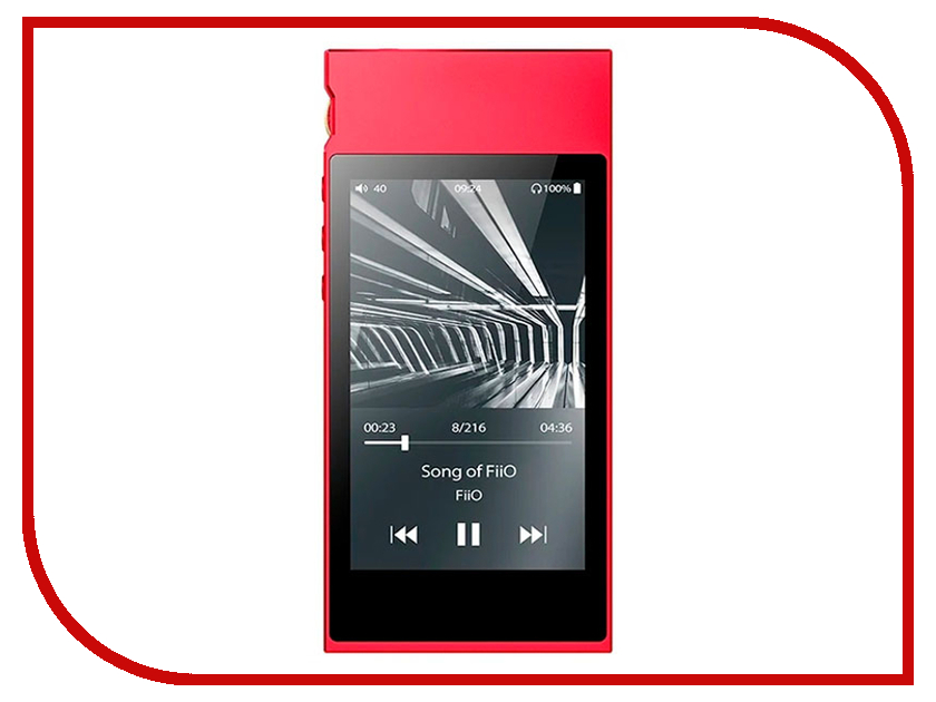 Плеер Fiio M7 Red