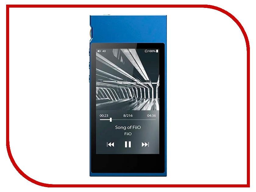 Плеер Fiio M7 Blue mp3 плеер fiio m7 серебристый