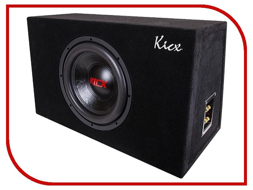 Сабвуфер Kicx ZM-12BF kicx icq 301bxa