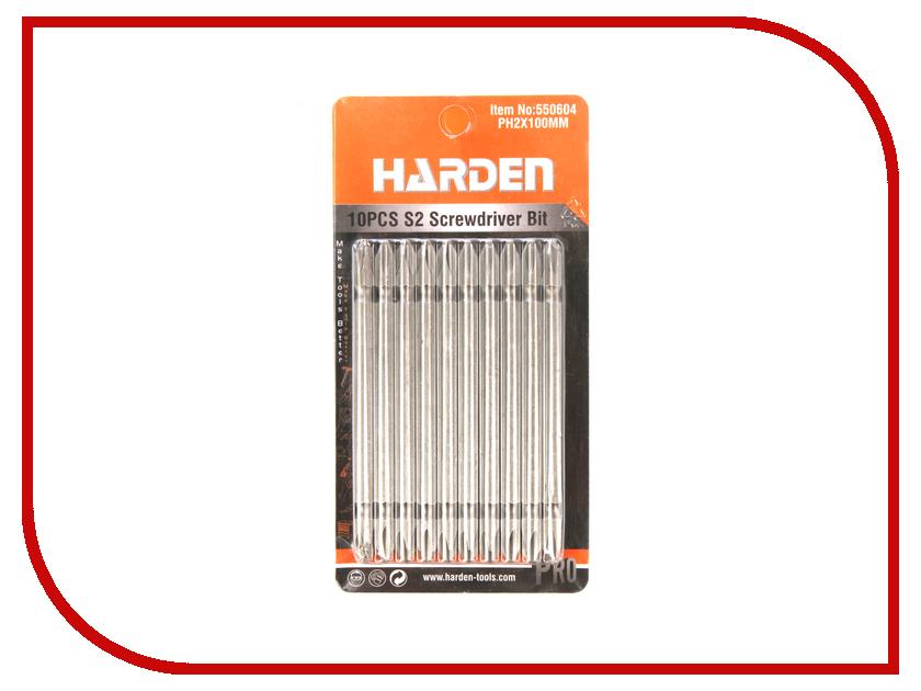 Бита Harden 10шт 550604 бита aist 1122500z