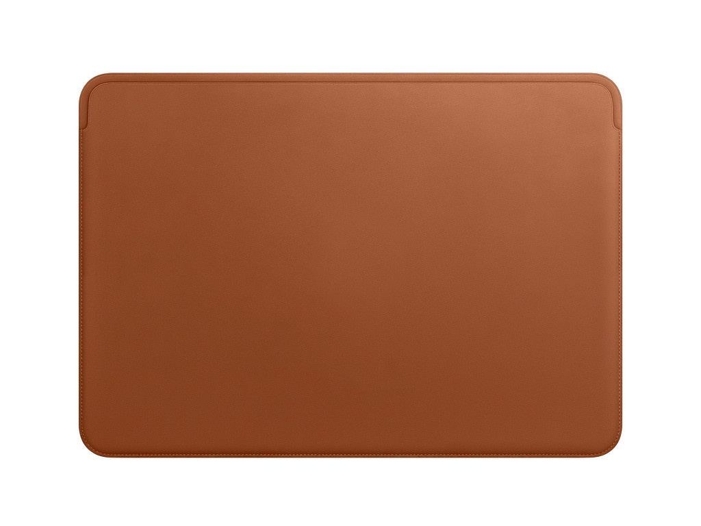Аксессуар Чехол для APPLE Leather Sleeve для MacBook Pro 15-inch Saddle Brown MRQV2ZM/A аксессуар сумка 15 inch cartinoe tommy series для macbook 15 blue 906083