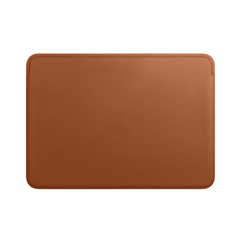 Аксессуар Чехол для APPLE Leather Sleeve MacBook Pro 13-inch Saddle Brown MRQM2ZM/A