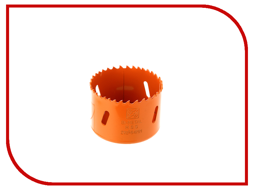 Коронка Harden BIMETAL 64 mm 610525