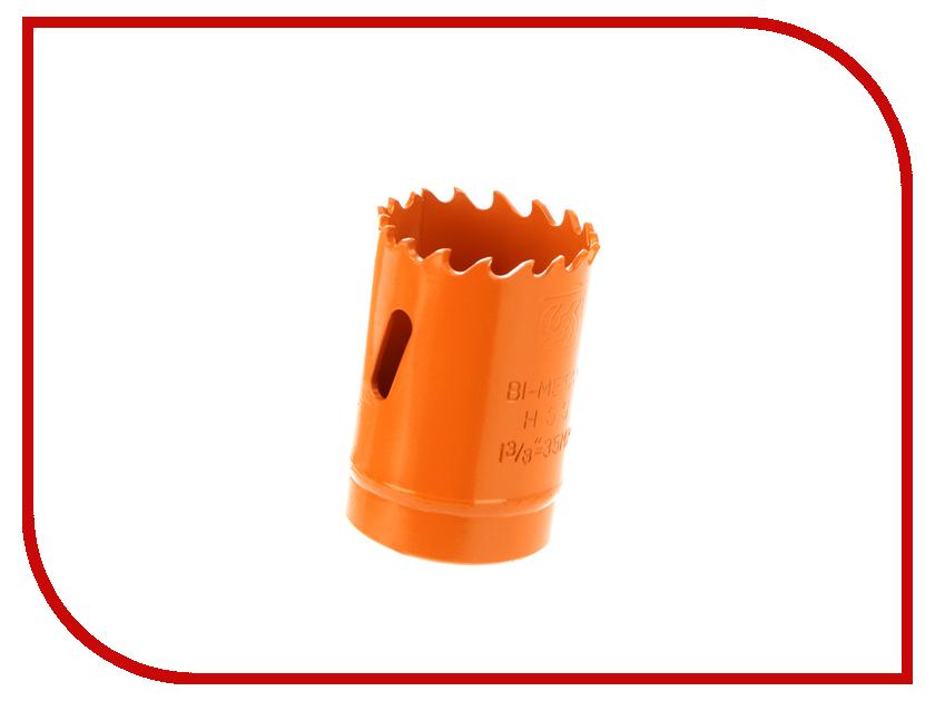 Коронка HARDEN BIMETAL 35 mm 610513
