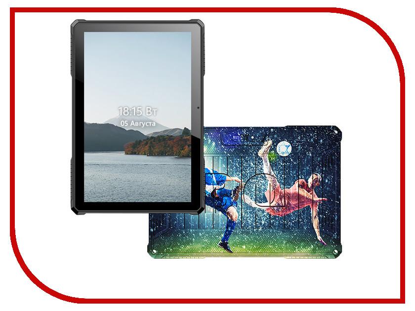 Планшет BQ 1077L Armor Pro LTE Print 05 (Spreadtrum SC9832G 1.3 GHz/1024Mb/8Gb/GPS/LTE/Wi-Fi/Bluetooth/Cam/10.1/1280x800/Android) планшет ginzzu gt 7105 silver spreadtrum sc7731 1 3 ghz 1024mb 8gb gps 3g wi fi bluetooth cam 7 0 1280x800 android