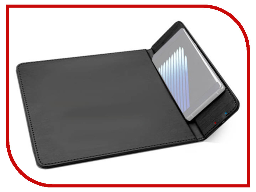 Зарядное устройство Qcyber Mobile QW-Pad 010295 360 degree rotate mobile phone security alarm stand tablet display holder cellphone pad burglar alarm retail anti theft mount