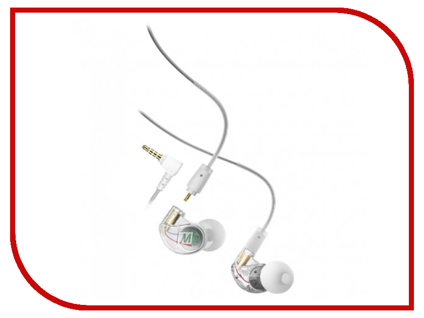 MEE audio M6 Pro 2ND Generation M6PROG2-CL mee audio pinnacle p1 high fidelity in ear headphones