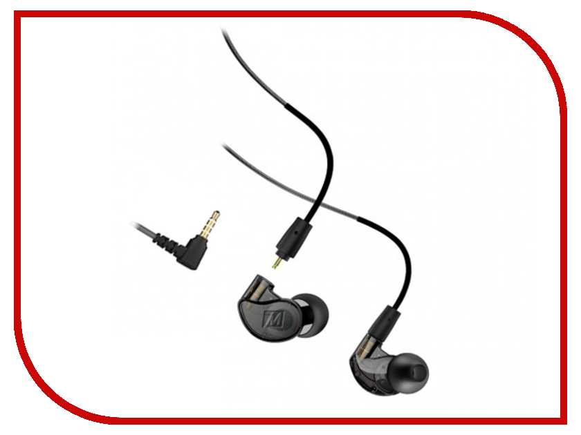 MEE audio M6 Pro 2ND Generation M6PROG2-BK mee audio pinnacle p1 high fidelity in ear headphones