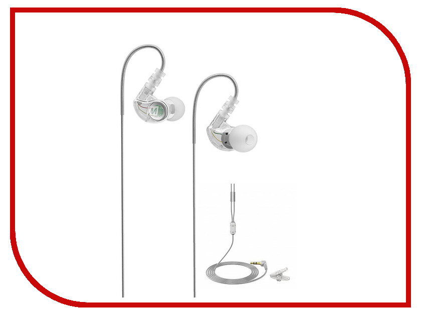 MEE Audio M6G2-CL mee audio pinnacle p1 high fidelity in ear headphones