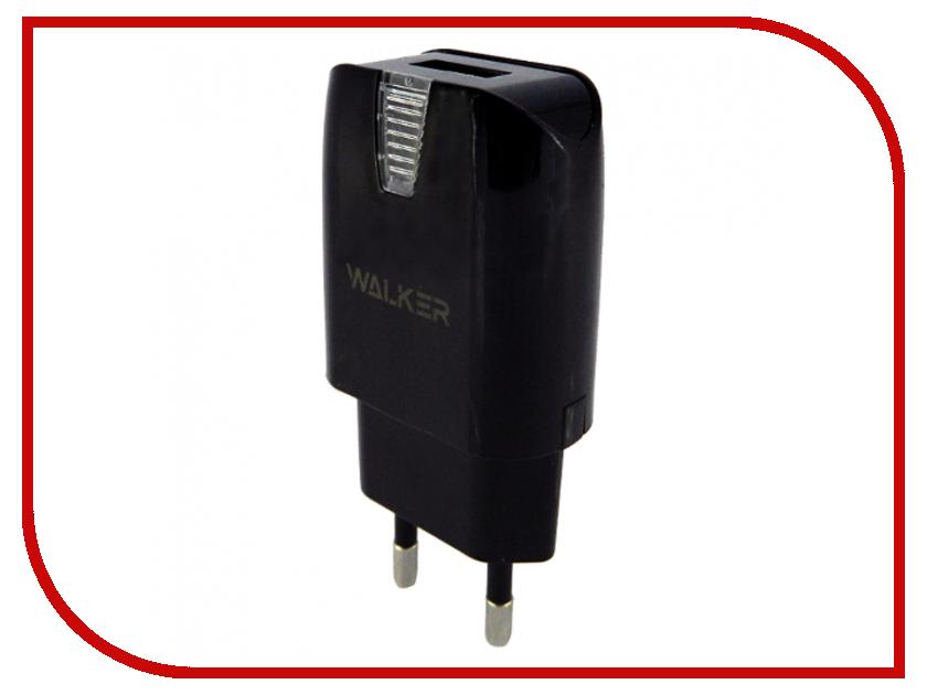 Зарядное устройство Walker WH-21 2A Black зарядное устройство activ cau1 2a 01 2a black 35994