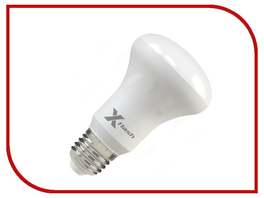 Лампочка X-flash XF-E27-R63-P-8W-3000K-220V 43392