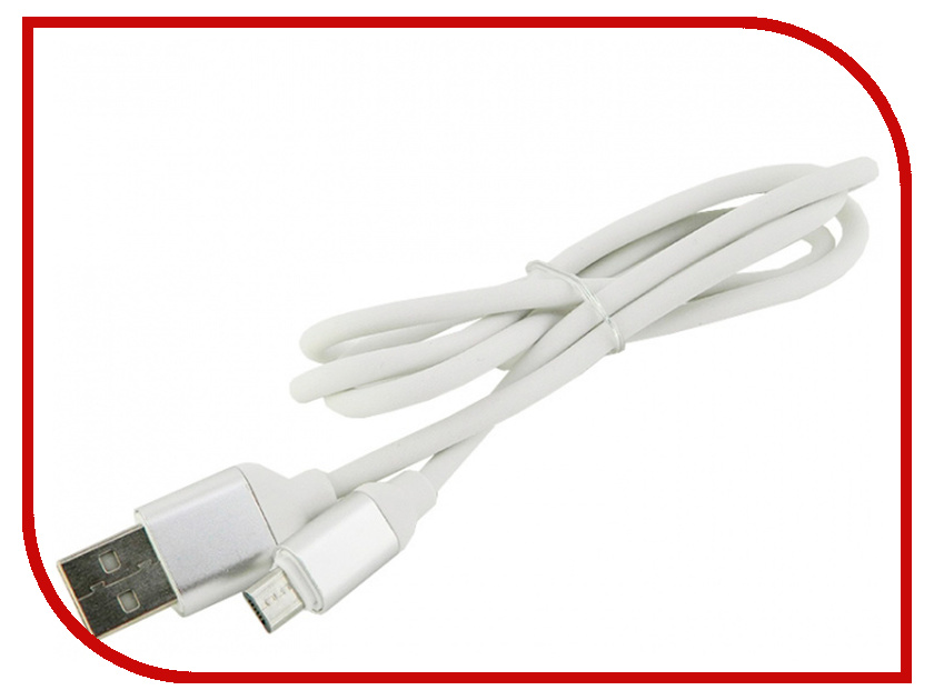 Аксессуар Walker C530 USB - Micro USB White 50pcs micro usb 3 0 male to usb c usb 3 1 type c female extension data cable for macbook tablet 10cm by fedex