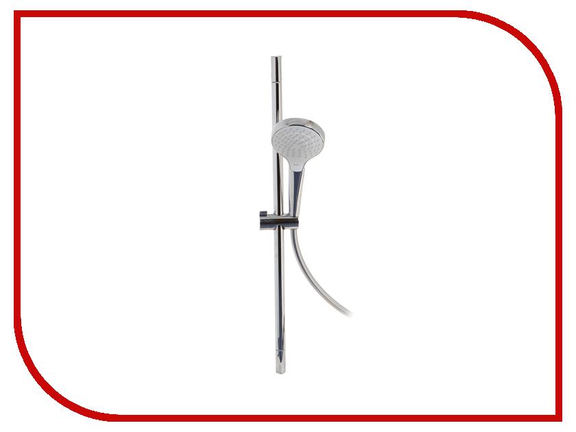 Душевая стойка Hansgrohe Croma Select S Vario Chrome-White 26562400 душевая стойка hansgrohe croma 100 1 jet unica c 27717000