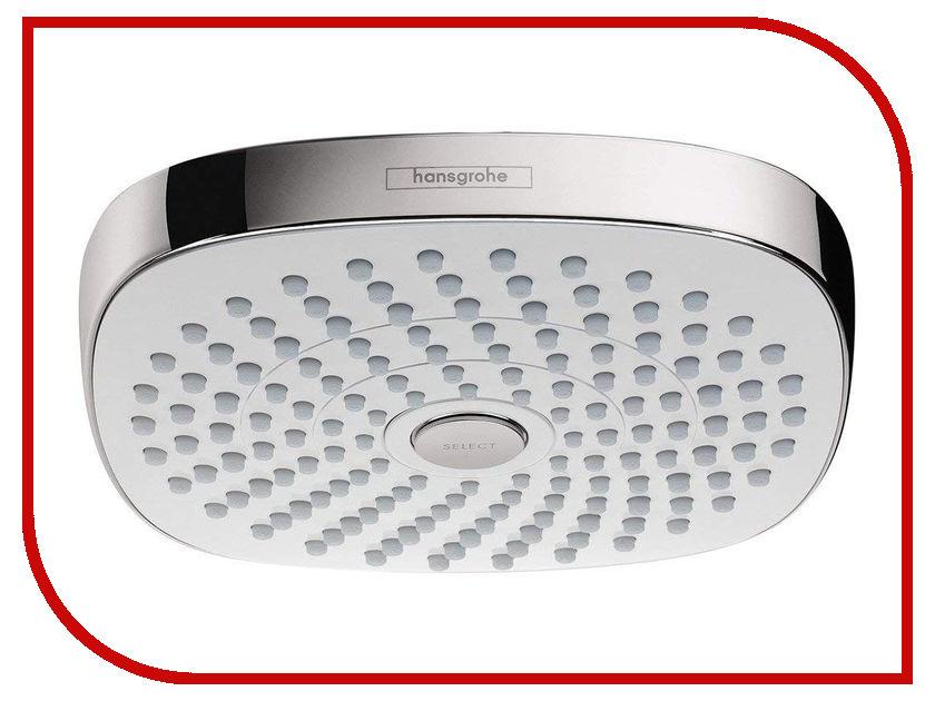 Купить Лейка Hansgrohe Croma Select E 180 Chrome-White 26524400, Германия