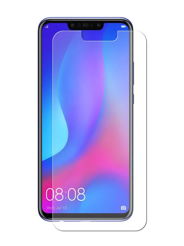 Защитное стекло Zibelino для Huawei Nova 3 2018 TG ZTG-HUW-NOVA3