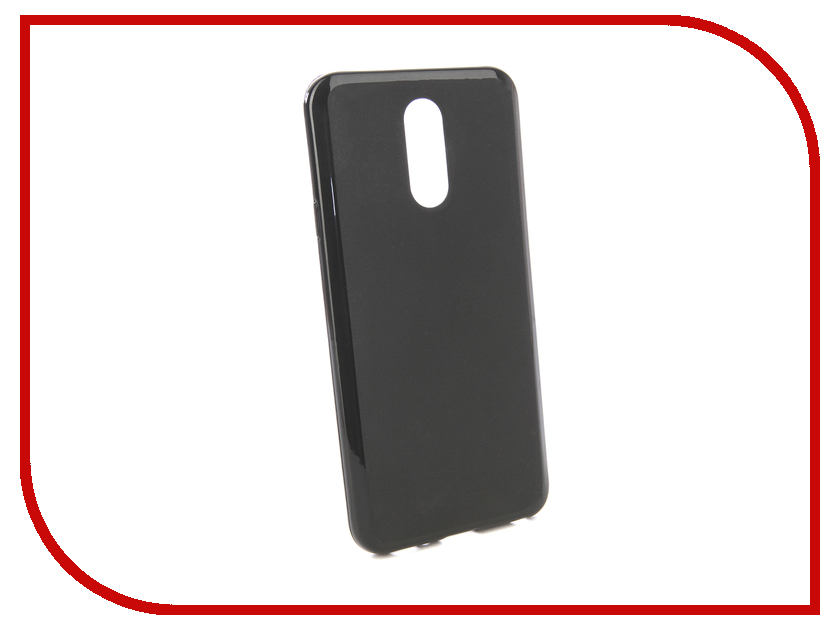 Аксессуар Чехол для LG Q7 Q610NM Zibelino Soft Matte Black ZSM-LG-Q7-BLK цены онлайн