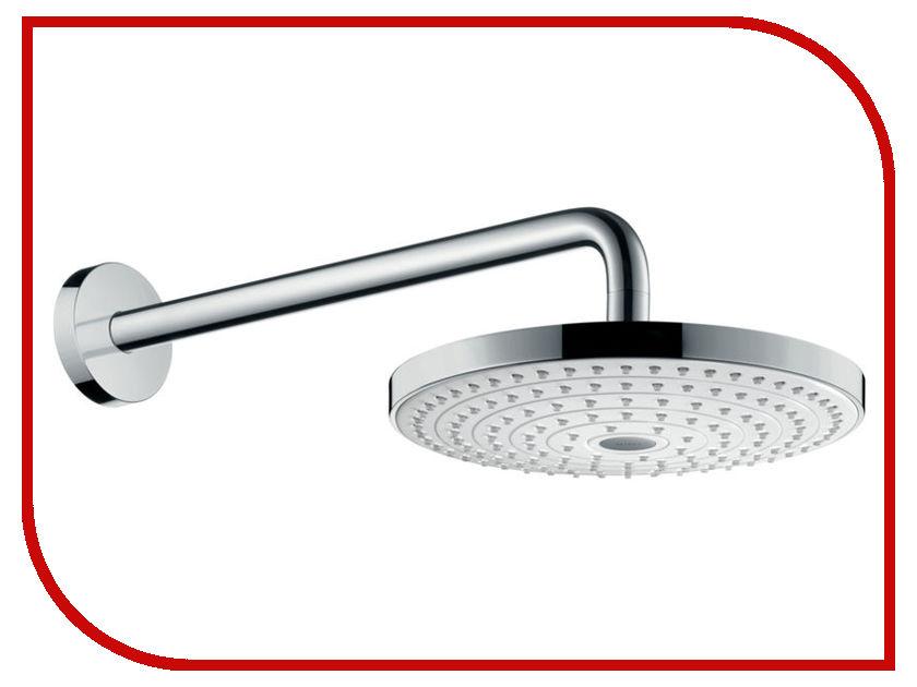 Лейка Hansgrohe Raindance Select S 240 Chrome-White 26466400 душевой набор hansgrohe raindance select showerpipe 360 27112000