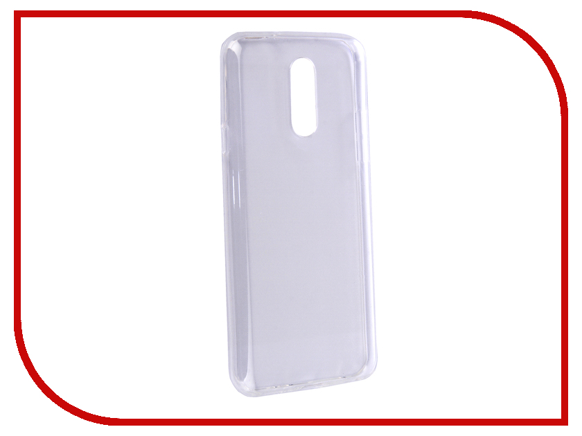Аксессуар Чехол для LG Q7 Q610NM Zibelino Ultra Thin Case White ZUTC-LG-Q7-WHT аксессуар чехол для sony xperia xz3 zibelino ultra thin case white zutc son xz3 wht