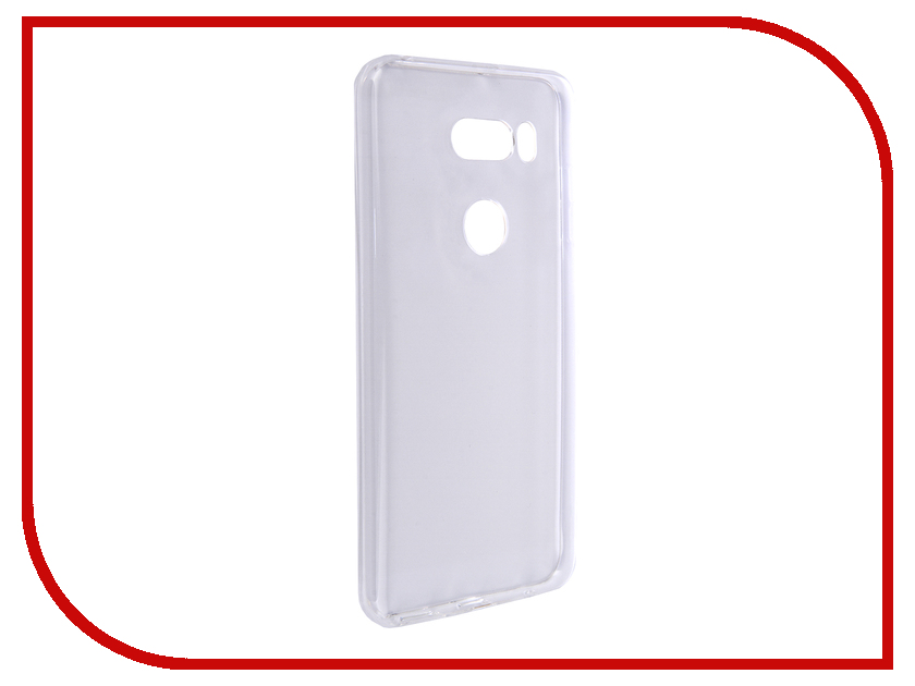 Аксессуар Чехол для LG V30 Zibelino Ultra Thin Case White ZUTC-LG-V30-WHT parks t thomas and mary a love story