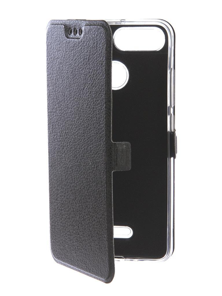 Аксессуар Чехол Zibelino для Xiaomi Redmi 6 Sottile Silicon Black ZSS-XIA-6-BLK