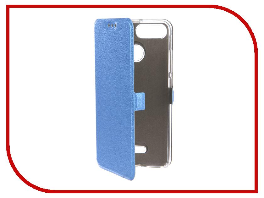 Аксессуар Чехол для Xiaomi Redmi 6 Zibelino Sottile Silicon Blue ZSS-XIA-6-BLU li han xiong system design and control integration for advanced manufacturing