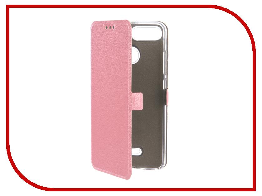 Аксессуар Чехол для Xiaomi Redmi 6 Zibelino Sottile Silicon Pink ZSS-XIA-6-PNK polar wrist strap a300 pnk