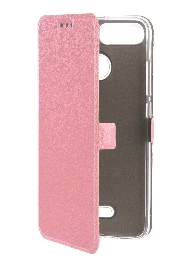 Аксессуар Чехол Zibelino для Xiaomi Redmi 6 Sottile Silicon Pink ZSS-XIA-6-PNK