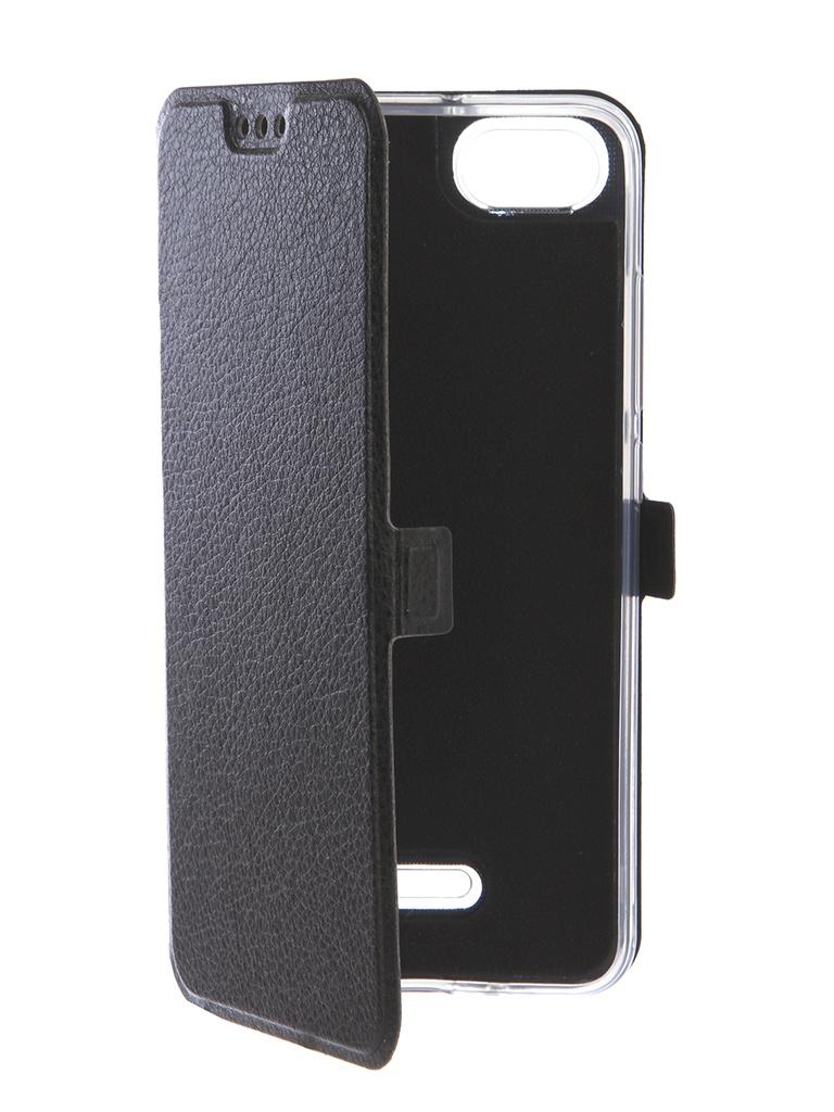 Аксессуар Чехол Zibelino для Xiaomi Redmi 6A Sottile Silicon Black ZSS-XIA-6A-BLK