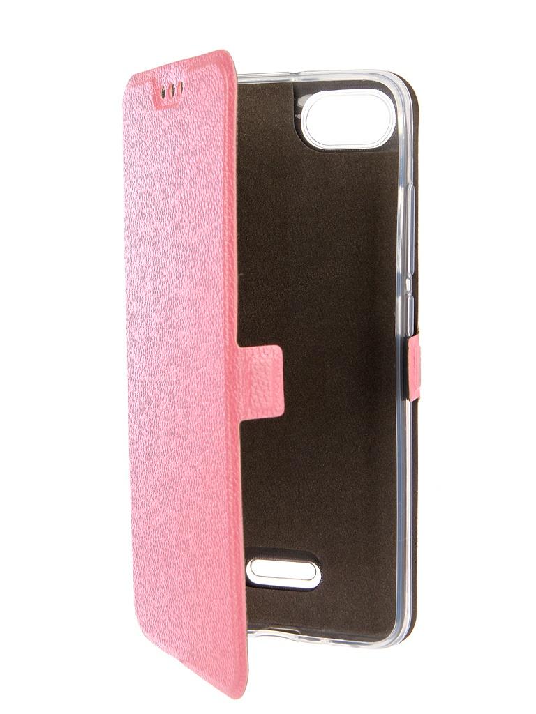 Аксессуар Чехол Zibelino для Xiaomi Redmi 6A Sottile Silicon Pink ZSS-XIA-6A-PNK