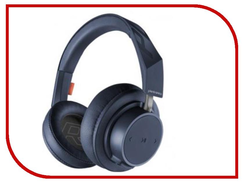 Plantronics BackBeat GO 600 Blue 211139-99 plantronics backbeat sense black espresso