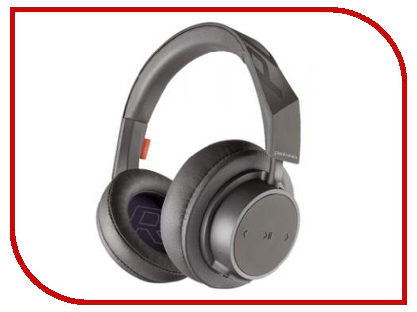 Plantronics BackBeat GO 600 Grey 211393-99 plantronics backbeat pro 2 se grey 207120 05