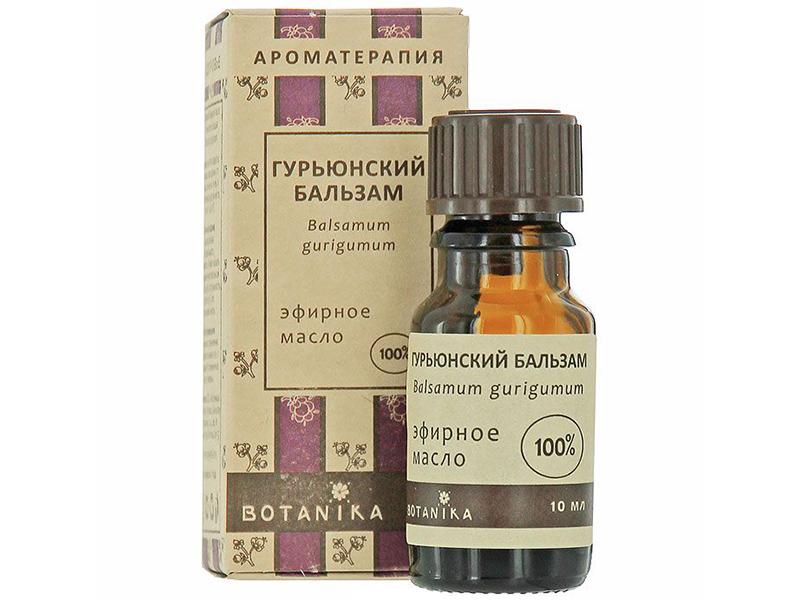 Масло эфирное Botanika Гурьюнский бальзам 10ml 01492 цены