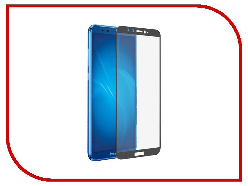 Аксессуар ЗакаленноестеклодляHuaweiHonor9LiteDFFull Screen hwColor-35 Gray lcd screen display touch digitizer with frame for huawei honor 7i not for honor 7 blue or white or gold free shipping