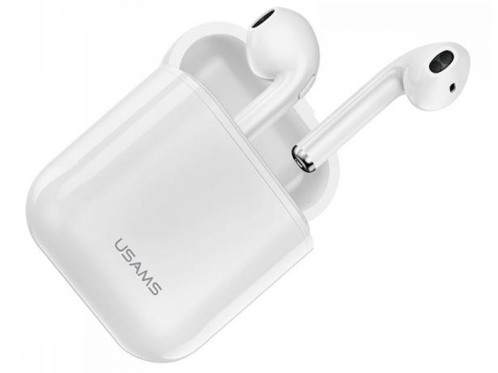 Usams LC Bluetooth Series F-10 White