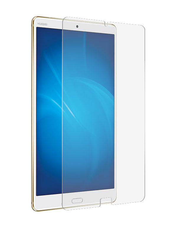 Аксессуар Закаленное стекло DF для Huawei MediaPad M5 8.4 hwSteel-41