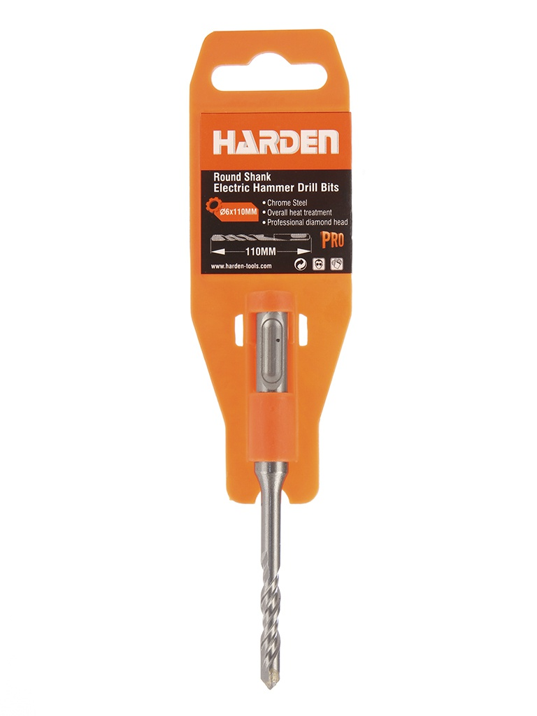 Бур Harden SDS Plus 6x110mm 610301