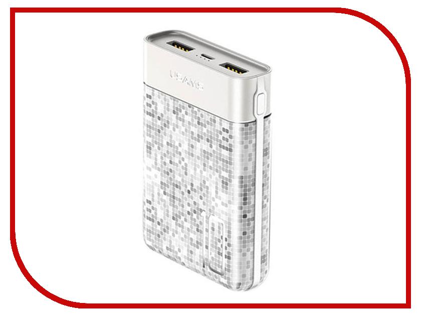 Аккумулятор USAMS PB1 US-CD35 10000mAh White usams ep 19 white