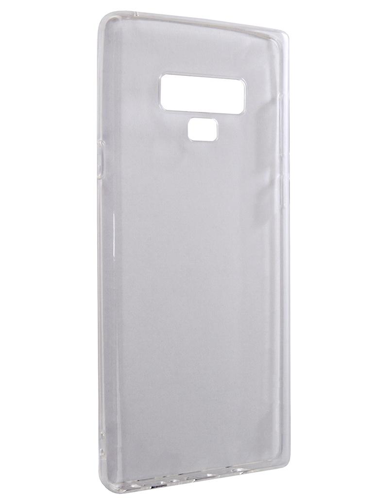 Аксессуар Чехол DF для Samsung Galaxy Note 9 Silicone Super Slim sCase-65 уильям шекспир макбет новый перевод алексея козлова