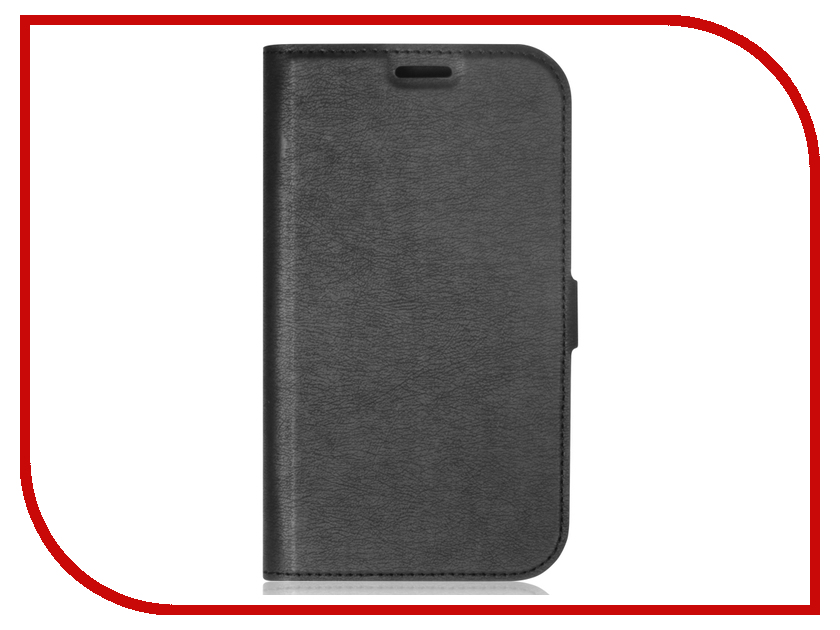 цена на Аксессуар Чехол для Samsung Galaxy J2 2018 / J2 Pro 2018 DF sFlip-26 Black