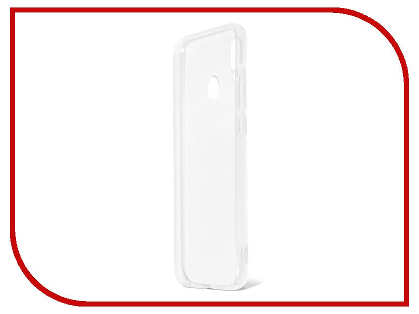 Аксессуар Чехол для Huawei Nova 3 DF Silicone Super Slim hwCase-60 аксессуар чехол для huawei p20 df super slim hwcase 49
