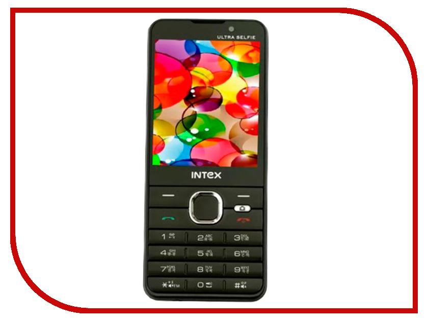 Сотовый телефон Intex Ultra Selfie Black multifunctional bluetooth gamepad and selfie remote shutter black